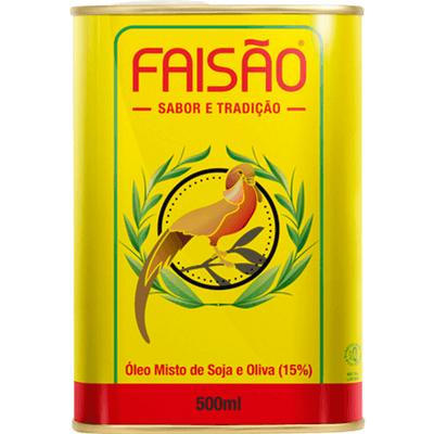Óleo Composto Faisão Lata 500ml