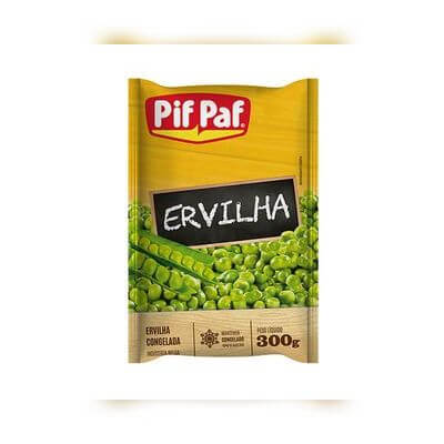 Ervilha Congelada Pif Paf 300g