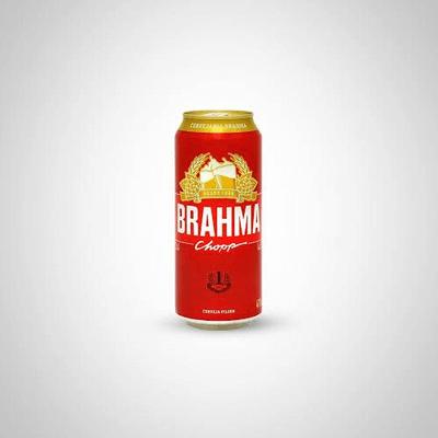 Cerveja Brahama 473ml