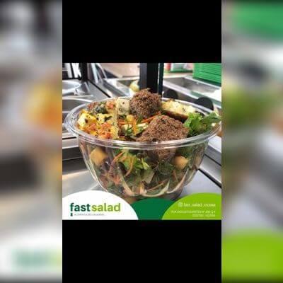 Salada - Aproximadamente 700g