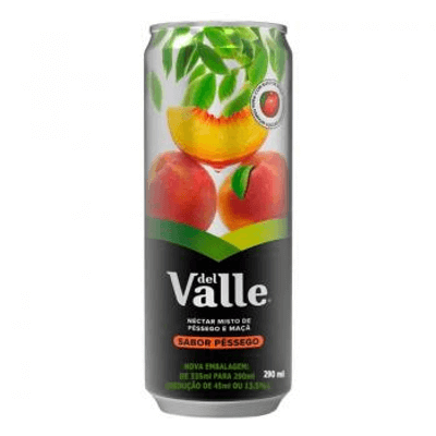 Suco0 Dell Vale Sabor Pessego 290 ML