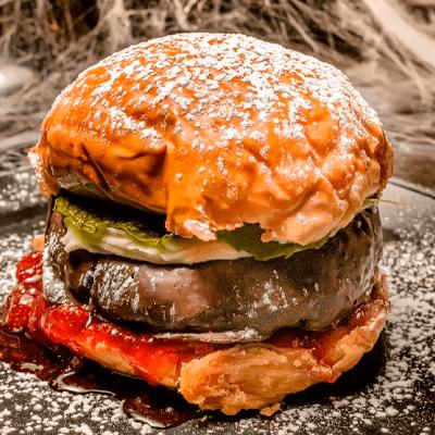 Burger Doce Equipe
