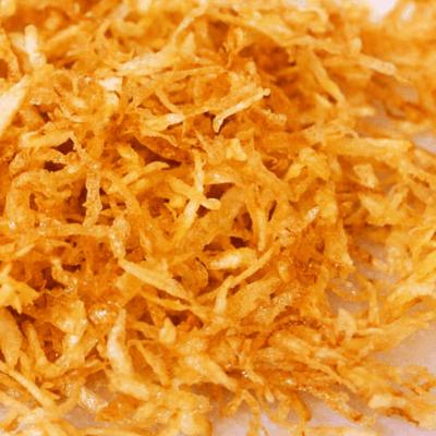 Batata Palha Artesanal 1 Porção