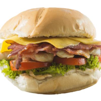 X-Bacon Frango