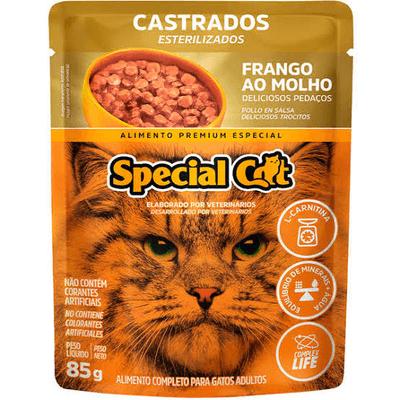 Sachê Special Cat Castrado