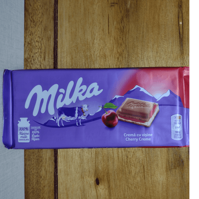 Chocolate Milka Cherry - 100g