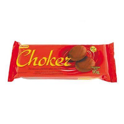 Biscoito Choker Preto 95g