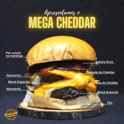 Mega Cheddar