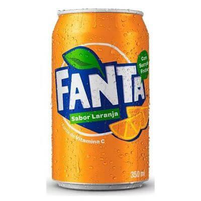 Fanta- 350ml