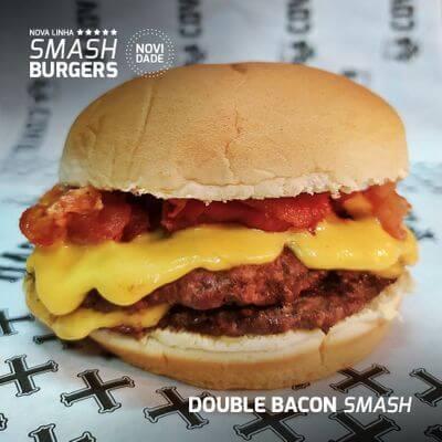 Double Bacon Smash