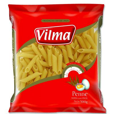Macarrão Vilma Penne 500g
