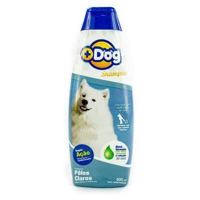 Shampoo Mais Dog 500ml Pêlos claros