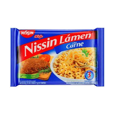 Miojo Nissin - 85g