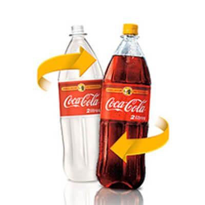 Coca Cola Retornável