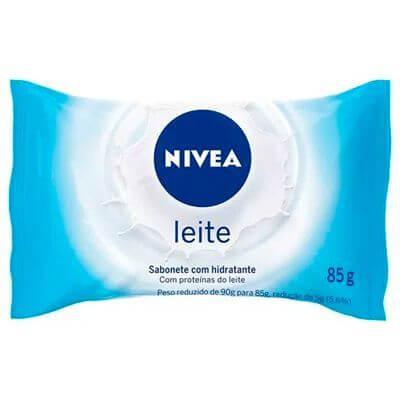 Sabonete Nivea Leite