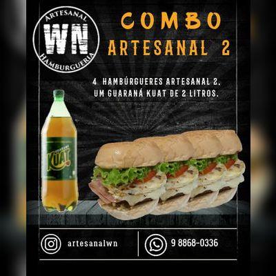 Combo Artesanal 2