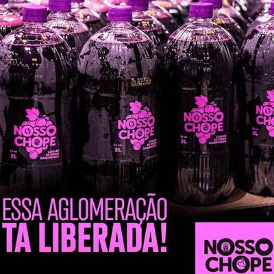 NOSSO CHOPE DE VINHO 2 L