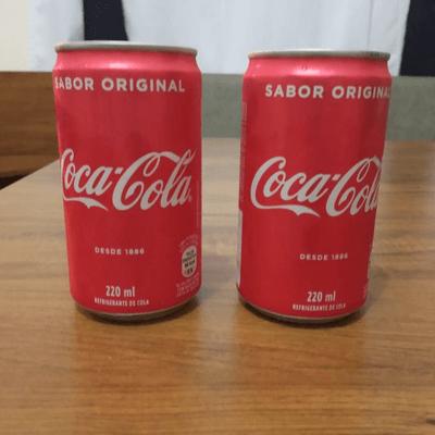 Refri 220ML Coca cola