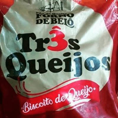 Biscoitinho 3 Queijos - 1Kg