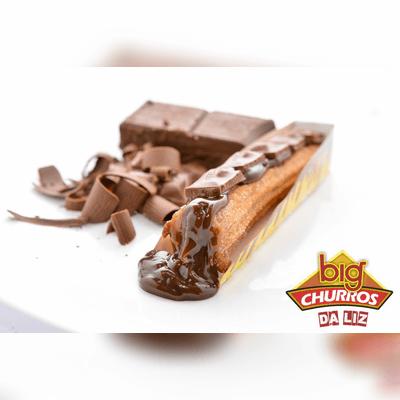 Nutella Com Barrinha de Chocolate