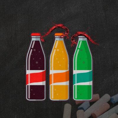 Refrigerante Coca Cola - 600ml