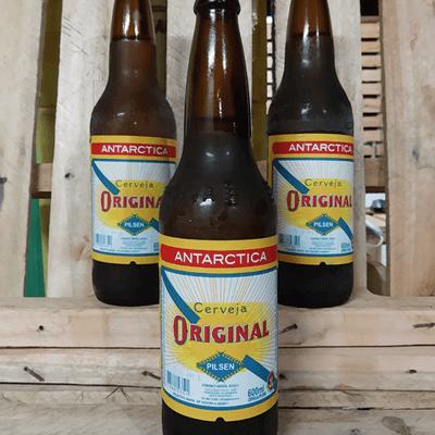 Antarctica Original