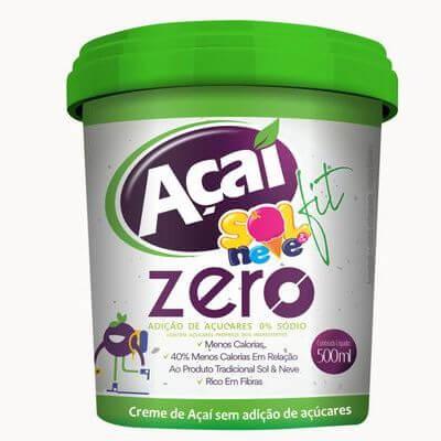 Açaí Zero - 500ml