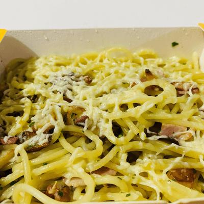 Espaguete Alho & Óleo