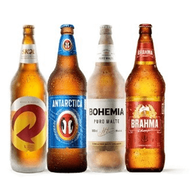 Cervejas Litrão