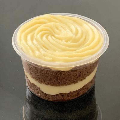 Bolos de Pote: Bolo de Pote - Chocolate com Ninho Trufado (Ninho PURO - ORIGINAL)