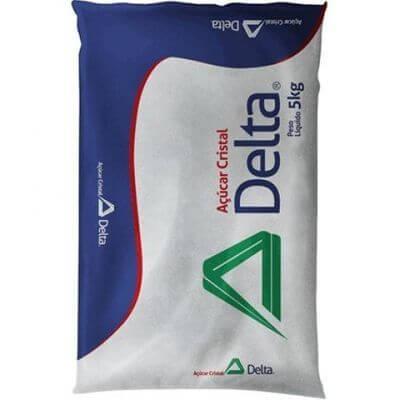 Açúcar Delta - 5kg