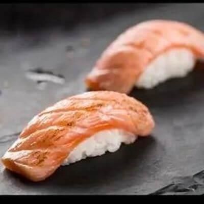Sushi Salmão Grelhado