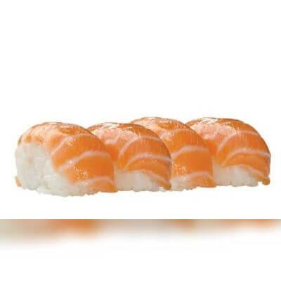 Sushi de Salmão | 4 unidades