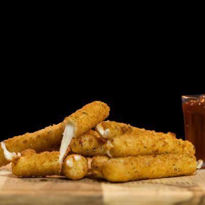 Mozzarella Sticks Pequeno - 6 uni.