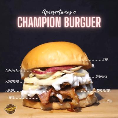 Champion Burguer