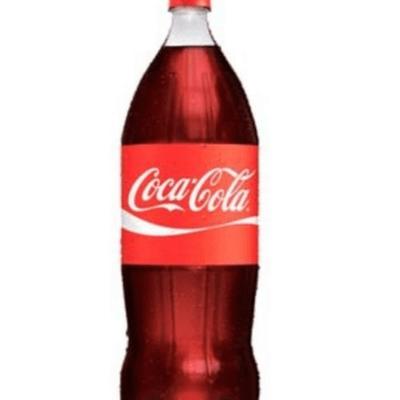 Coca Cola de 2 litros