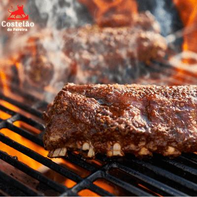 1kg Costelinha ao Molho Barbecue