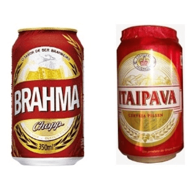 Cerveja Lata - 473ml