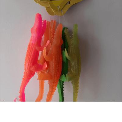 Brinquedo jacaré