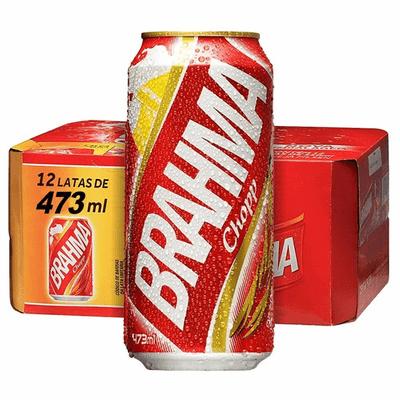 Brahma Latão