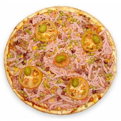 Promoção Exclusiva: Pizza Família   Mista