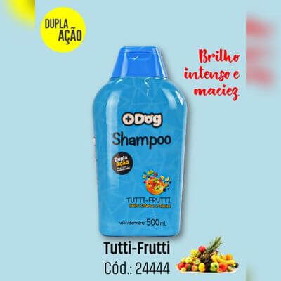 Shampoo Mais Dog 500ml Tutti Frutti
