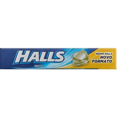Halls Azul ou preto