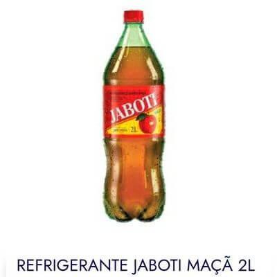 Jaboti Maçã Descartável 2L