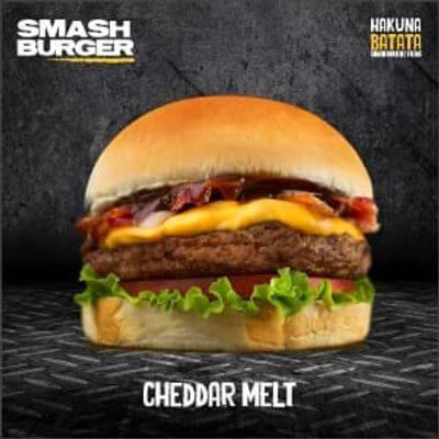 Cheddar Melt