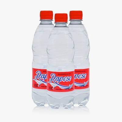 Água Mineral Raposo Com Gás - 1,5L