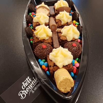 Barca de Brownie