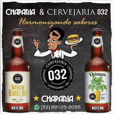 Cerveja Artesanal 032