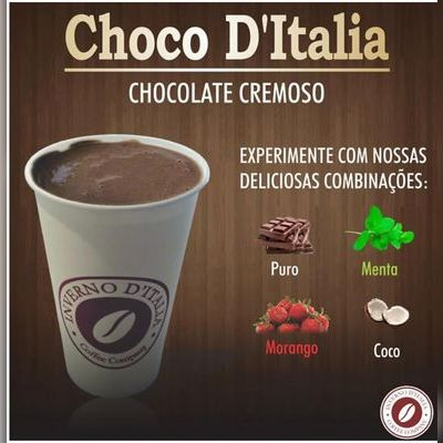Choco D'Italia Morango