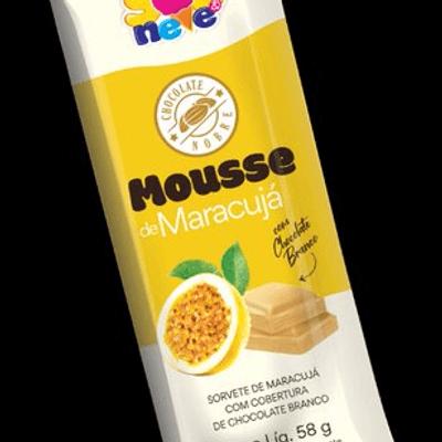 Mousse Maracujá